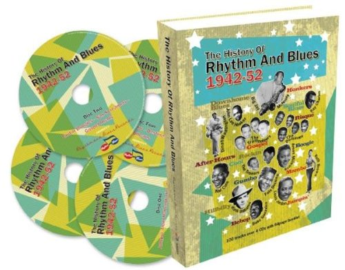 The history of rhythm and blues 1942-1952 by myBaby