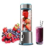 Best Glass Blenders - Portable Glass Smoothie Blender, Kacsoo S620 USB Rechargeable Review
