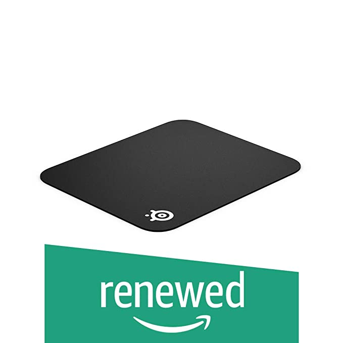 Renewed  SteelSeries QcK Mini 63005 Gaming Mouse Pad  Black  Mouse Pads