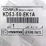 2013-2014 Mazda CX-5 Rear Right Passenger Bumper