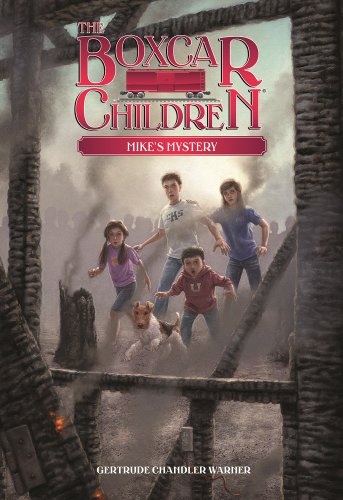 Mike's Mystery - Book #5 of the Boxcar Children