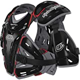 Troy Lee Designs CP 5955 Youth Roost Guard Motox/Off-Road/Dirt Bike Motorcycle Body Armor - Black/One Size