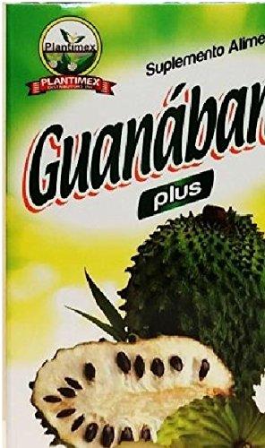 Soursop Plus Capsules 150 ct. 500mg/ Capsulas de Guanabana