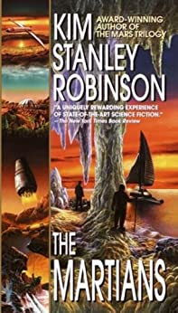 Martians Mars Trilogy Stanley Robinson ebook product image