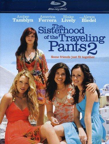 Blu-ray : The Sisterhood of the Traveling Pants 2 (Widescreen, 2 Disc)