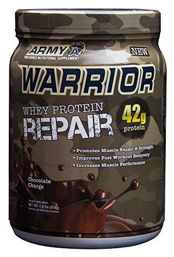Surgex Warrior Repair Blend, Chocolate Charge, 1.8 Pound