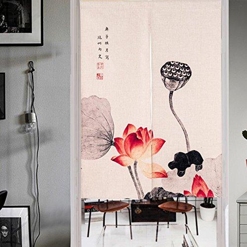 MR FANTASY Japanese Noren Doorway Curtain Tapestry Cotton...