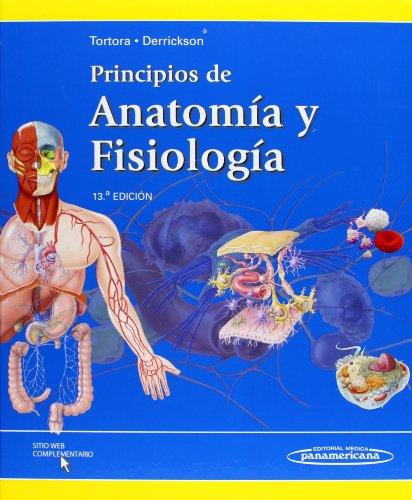 Descargar Libro Principios De Anatomía Y Fisiología - 13ª Edición Gerard Tortora