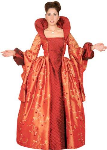 Women's Medium Queen Elizabeth I Theater Dress