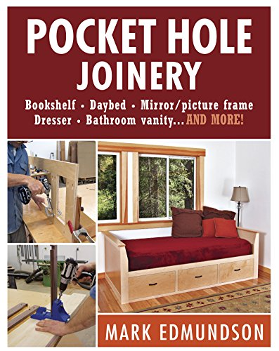 Pocket Hole Joinery (Jig Fence)