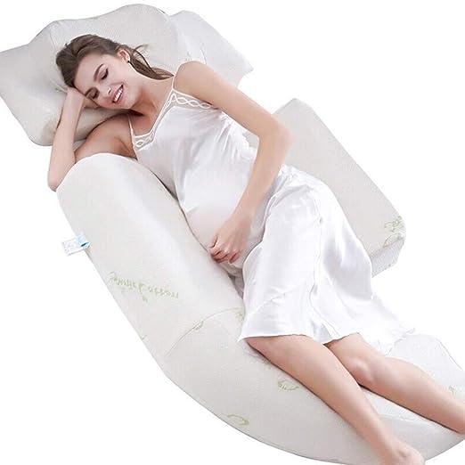XYYFZ Cómoda Almohada para Dormir Lateral Almohada de ...