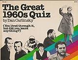 The Great Nineteen Sixties Quiz, Dan Carlinsky, 0060906464