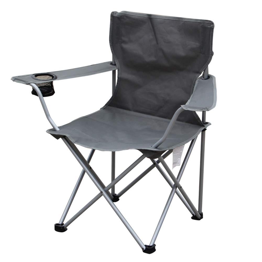 Zatiz Fischenstuhl Im Freien Tragbarer Kampierender Stuhl, der Für Kampierendes Fischen Verwendbar Ist, Kampierendes Schweres Gewicht 270 lbs