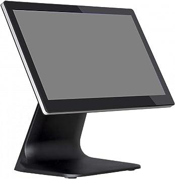 Monitor táctil de 156 pulgadas, LCD Led 1366x768 px, 300 cd/m², 5 ms, con conexciones VGA, USB y HDMI: Amazon.es: Electrónica