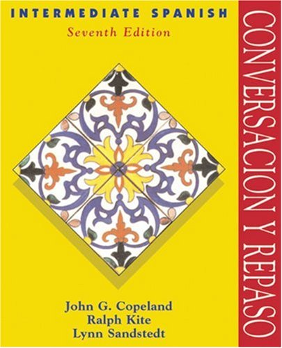 Intermediate Spanish Series Text/Audio CD Package: Conversaci?n y repaso by Heinle