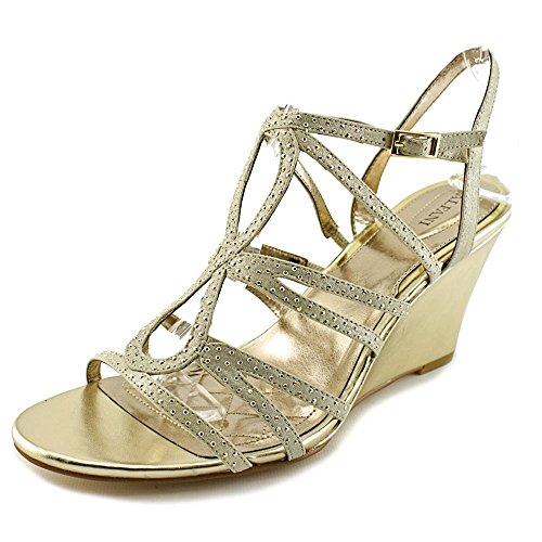 Lt Dress Wedge 11 Alfani Gold Pemilion Size 0 Sandal Womens t474xEwX
