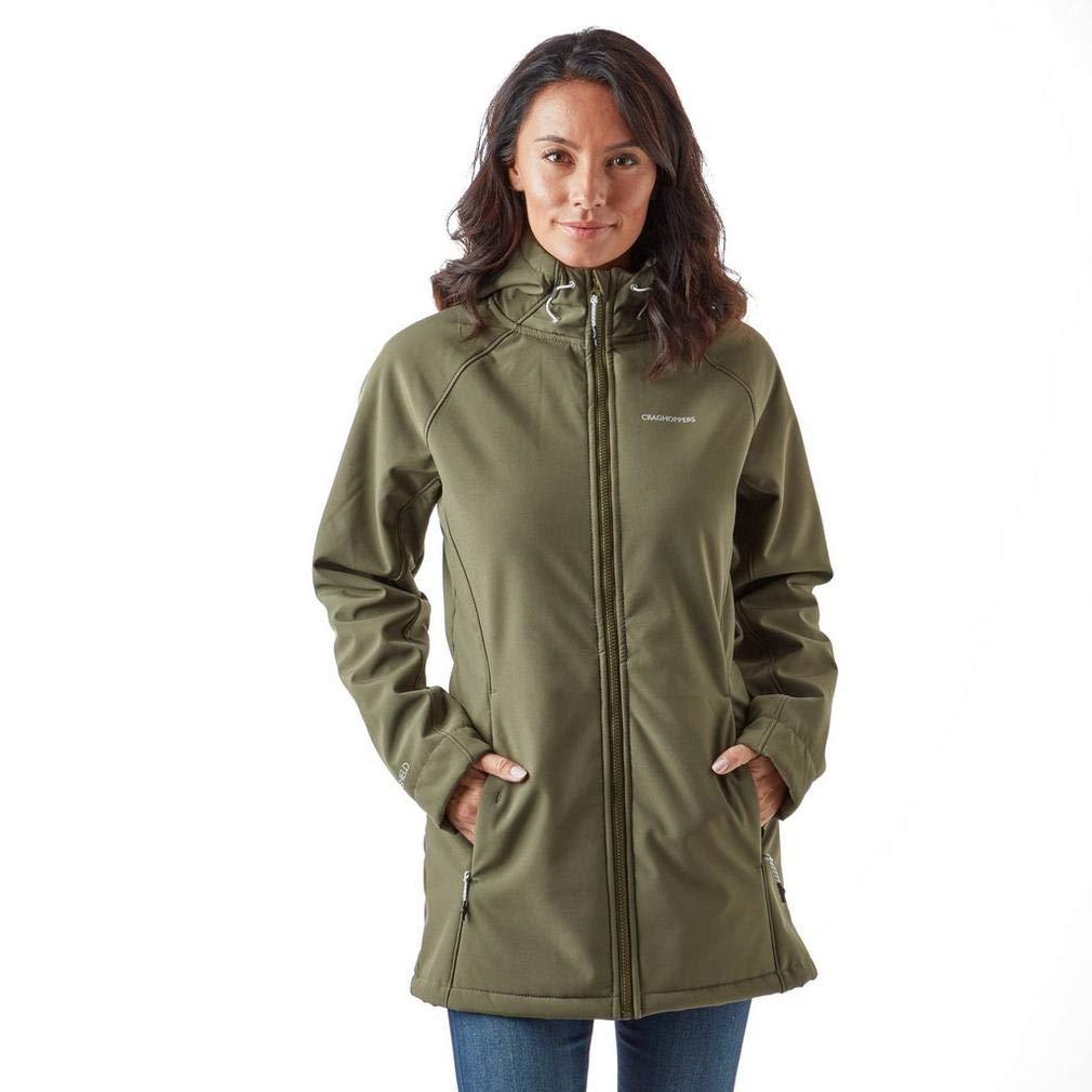 Craghoppers Women's SmartDry Ingrid Outdoor Hooded Jacket