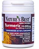 Turmeric 10,000mg - one of the UKs strongest and purest - 60 tablets, UK-made