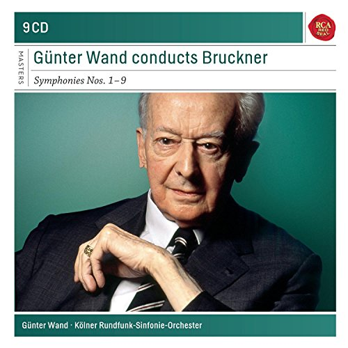 Price comparison product image Bruckner: Symphonies Nos. 1-9 (Sony Classical Masters)