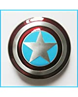 Brand:e&b New Western Star Captain America Shield Belt Buckle Ca-076