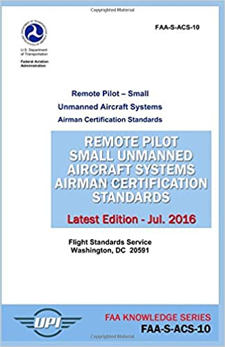 remote pilot small unmanned aircraft systems airman certification ...