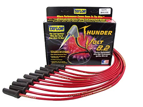 Taylor Cable 82245 Thundervolt Performance Ignition Wire Set from Taylor Cable