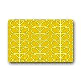 """Orla Kiely Custom Doormat Indoor Outdoor Floor Mat (23.6""""x15.7"""")"""