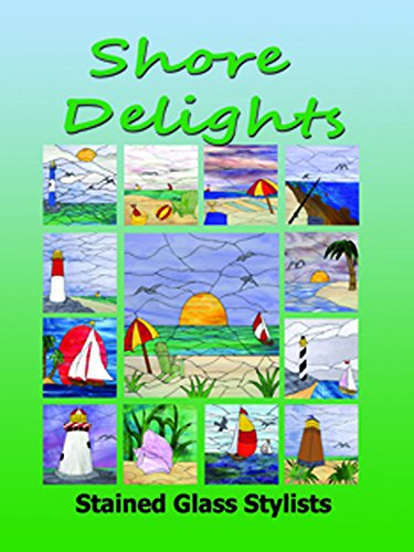 Shore Delights – Stained Glass Pattern Book