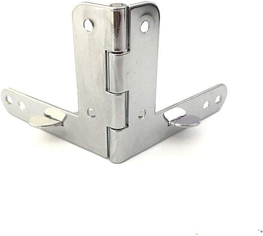 YARNOW 12Pcs Iron Vintage Hinge Green Bronze Hinge DIY Hardware Accessories