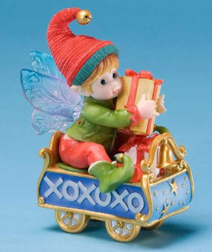 Enesco My Little Kitchen Fairies Elf Fairie Figurine, 4.125 Inch
