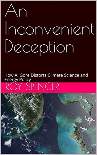 Climatologist rips Gore's sequel: 'Chock-full of bad science, bad policy, & factual errors' – Writes book to debunk film