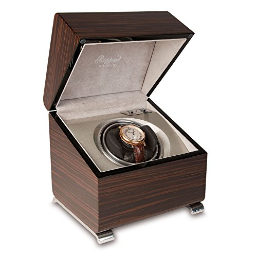 Rapport Vogue Single Watch Winder - Macassar