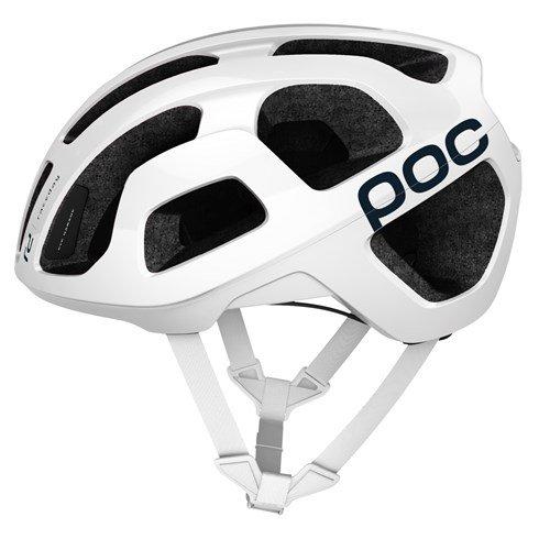 POC Octal Raceday Helmet Hydrogen White, L