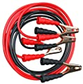 Jumper Cables with a Case - The Quick and Effective 12 Foot Long Booster Cable for Cars