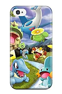 Durable Case For The Iphone 4/4s- Eco-friendly Retail Packaging(pokemon)