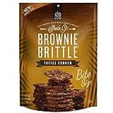 Sheila Gs Toffee Crunch Brownie Brittle, 2.75 Ounce - 8 per case.