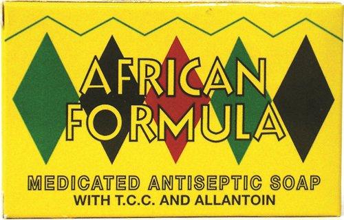 African Formula Medicated Soap 85g