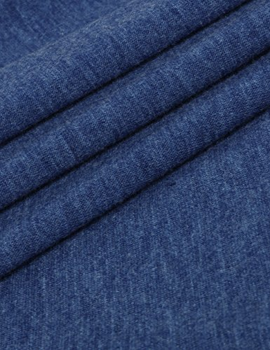 51b26046c7a MOOSUNGEEK Women s V Neck Raglan Short Sleeve Shirts Casual Blouse Tops -  Image 4