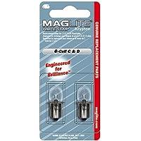 MAGLITE LWSA601 - Pack de Bombillas de Acampada