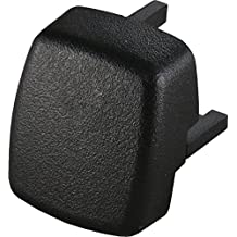 Eckler's Premier Quality Products 25123319 Corvette Shifter Knob Button Automatic