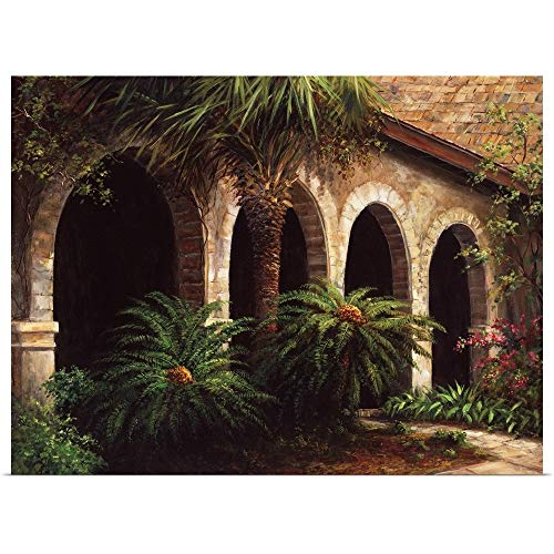 (GREATBIGCANVAS Poster Print Entitled Sago Arches by Art Fronckowiak 40