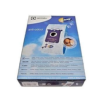 Philips-Lote de 4 bolsas antiolores e203 Bolsa para ...