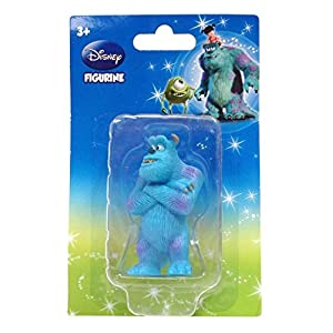 Beverly Hills Teddy Bear Company Monsters Inc. Sulley Figurine