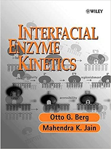 Book Interfacial Enzyme Kinetics (Chemistry)