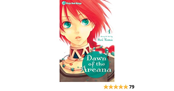 Ebook Dawn Of The Arcana Vol 01 Dawn Of The Arcana 1 By Rei Toma