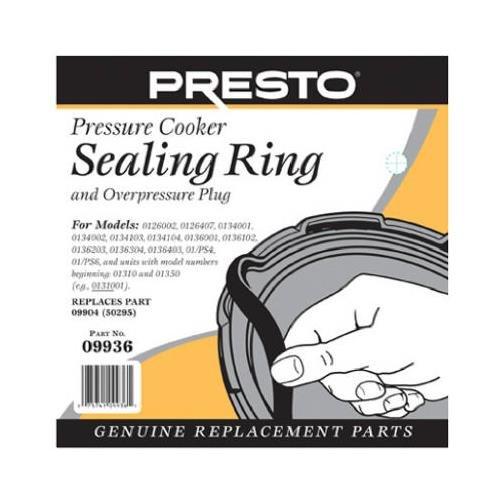 Presto 09936 Pressure Cooker Sealing Ring by Presto (Image #2)