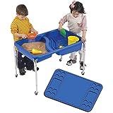 Children's Factory Neptune Sand & Water Table - Regular Height (24')