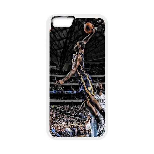 """LP-LG Phone Case Of Paul George For iPhone 6 Plus (5.5"""") [Pattern-4]"""