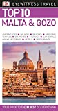 #10: Top 10 Malta and Gozo (DK Eyewitness Travel Guide)