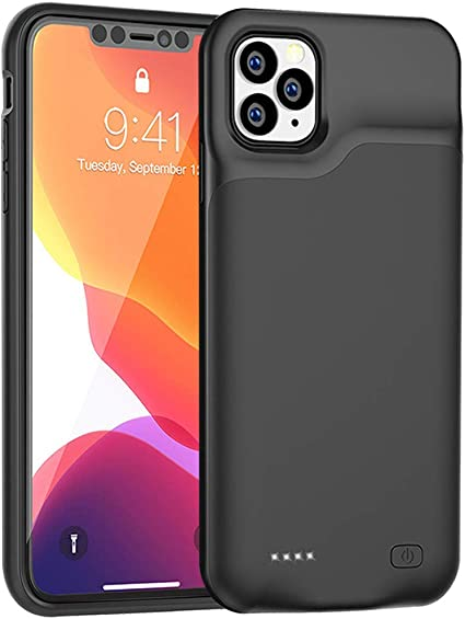 Amazon.com: Funda de batería para iPhone 11 Pro, 5200 mAh ...